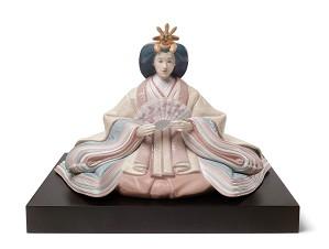 Lladro-Hina Dolls Empress