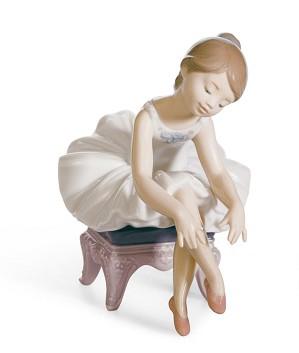 Lladro-Little Ballerina I