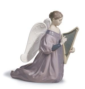 Lladro-Harp - Cantata