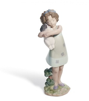 Lladro-LEARNING TO CARE
