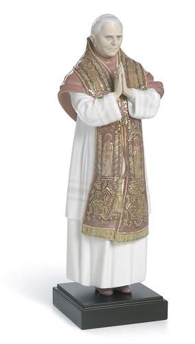 Lladro-Benedictus XVI