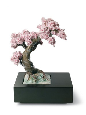Lladro-Blossoming Tree