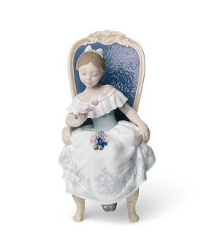 Lladro-A GIFT FROM MY SWEETHEART