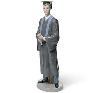 Lladro-His Commencement
