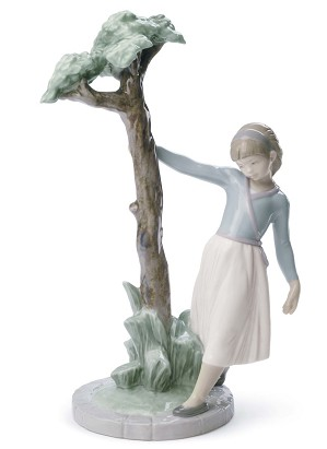 Lladro-Tree of Reflections