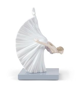 Lladro-Giselle Reverence Ballet