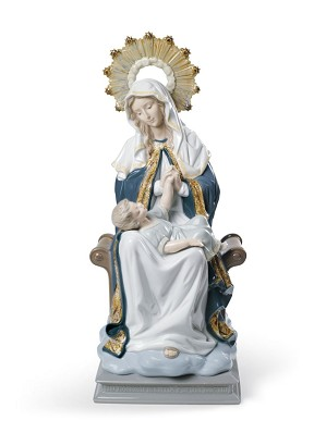 Lladro-Our Lady of Divine Providence