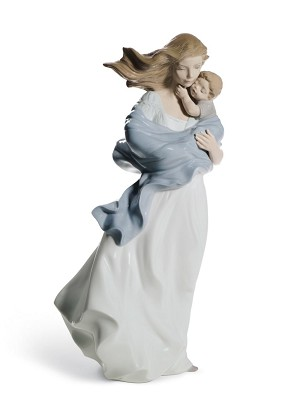Lladro-Loving Touch