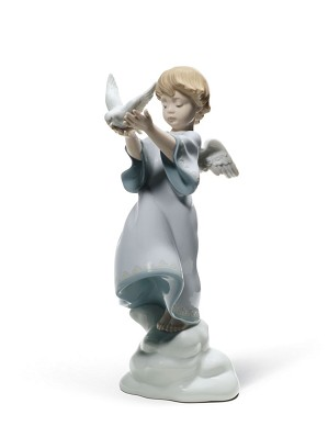 Lladro-Peace on Earth