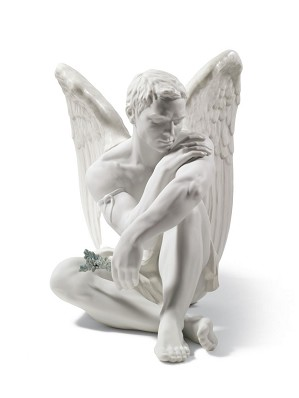Lladro-PROTECTIVE ANGEL