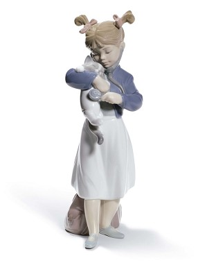 Lladro-You'll Feel Better!