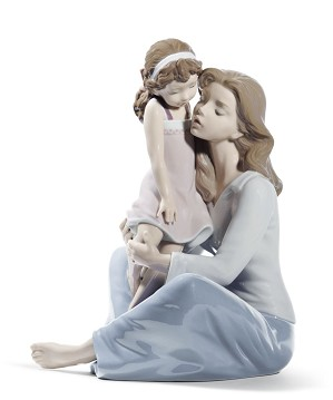 Lladro-Mommy's Little Girl