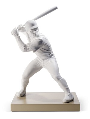 Lladro-SWING FOR THE FENCES