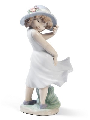 Lladro-Cute Little Marilyn