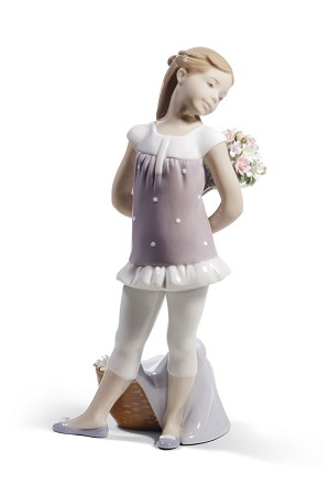 Lladro-Your Favorite Flowers