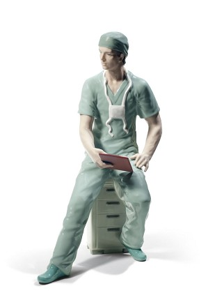 Lladro-Surgeon