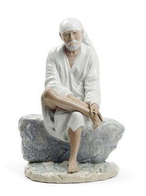 Lladro-Sai Baba