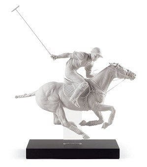 Lladro-POLO PLAYER