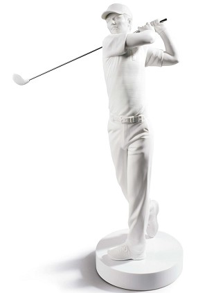 Lladro-GOLF CHAMPION