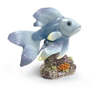 Lladro-Pond Dreamer