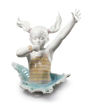 Lladro-There I Go!