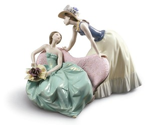 Lladro-How Is The Party Going?