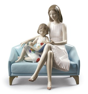 Lladro-Our Reading Moment