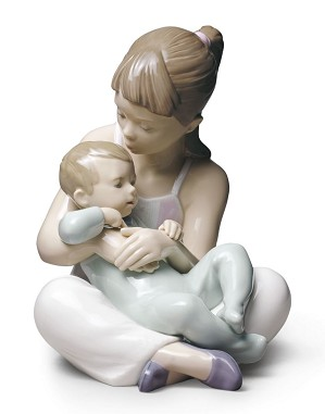Lladro-Siblings