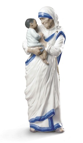 Lladro-Mother Teresa of Calcutta