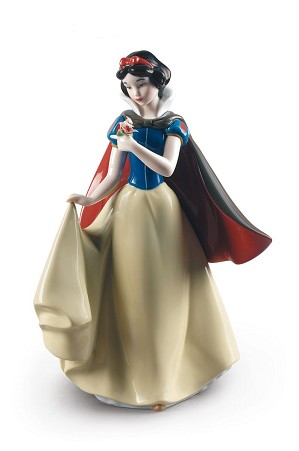 Lladro-SNOW WHITE
