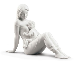 Lladro-A mother's love