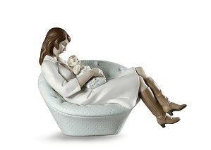 Lladro-Feels Like Heaven Mother