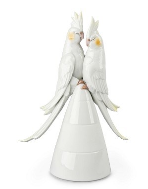 Lladro-Nymphs in Love