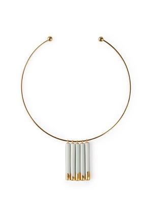 Lladro Jewelry-Twiggy Open Choker