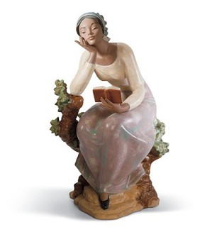 Lladro-POETIC MOMENT