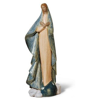 Lladro-HOLY MOTHER