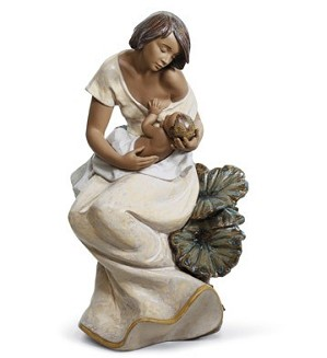 Lladro-A BEAUTIFUL BOND