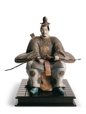 Lladro-JAPANESE NOBLEMAN I