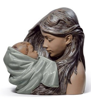 Lladro-SWEET CARESS