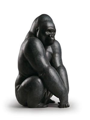 Lladro-Gorilla