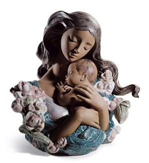 Lladro Gres Motherhood And Family_Lladro Gres Motherhood And Family