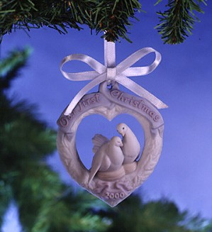 Lladro-Our First Christmas 2000