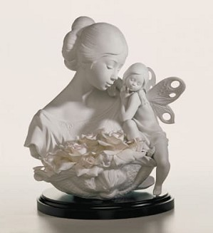Lladro-BEAUTY IN BLOOM