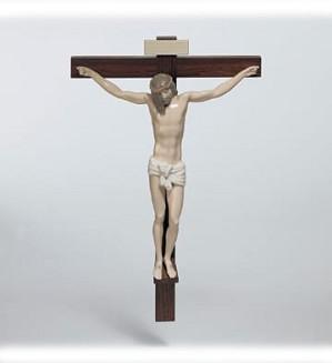 Lladro-Our Savior (Wall Art)