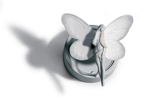 Lladro Lighting-Fairy Light V Wall Sconce