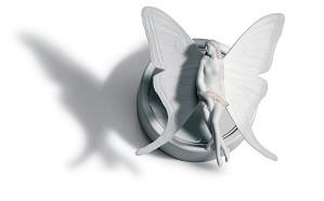 Lladro Lighting-Fairy Light IV Wall Sconce
