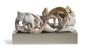 Lladro-Lizard