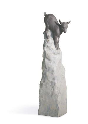 Lladro-Balance Goat II