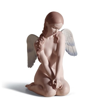 Lladro-BEAUTIFUL ANGEL