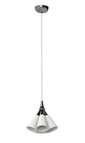 Lladro Lighting-Jamz Hanging Lamp Black